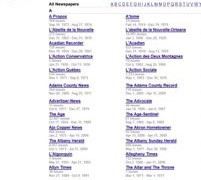 Google News Archive: Out of Orphaned Status!